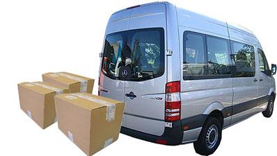Pakketvervoer