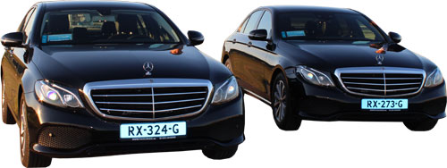 VIP vervoer Taxi Linsen